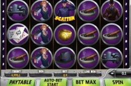 Játsszon az ingyenes Gangster's Slot nyerőgéppel