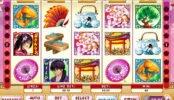 Geisha Story online ingyenes nyerőgép