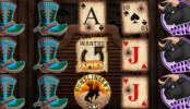 Ingyenes online nyerőgépes játék Gunslingers Gold