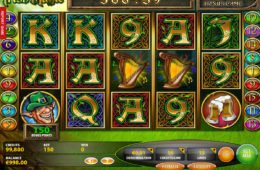Casino játék Irish Magic képe