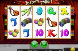 Letöltés nélküli játék Jester's Follies