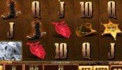 Casino nyerőgépes játék John Wayne online