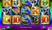 Ingyenes nyerőgépes játék King Chameleon
