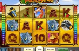 Nyerőgépes játék online Photo Safari szórakozáshoz