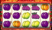 Ingyenes nyerőgép Red Hot Fruits pénzbefizetés nélkül