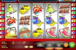 Nyerőgépes játék Rockin Fruits online