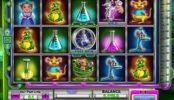 A Secret Potion online nyerőgépes játék képe