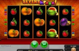 Letöltés nélküli játék Sevens Kraze online