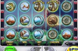 Casino nyerőgép Slotsaurus online
