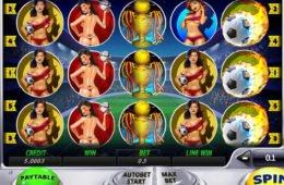 Soccer Babes ingyenes online nyerőgép