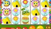 Ingyenes nyerőgépes játék The Bees online