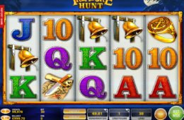 Treasure Hunt online ingyenes nyerőgép képe