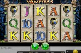 Ingyenes nyerőgép Vampires pénzbefizetés nélkül
