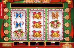 Online casino játékgép szórakozáshoz Xmas Joker