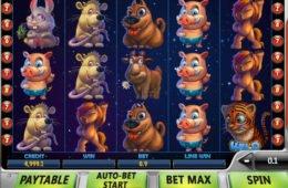 Nyerőgépes játék Year of Luck online