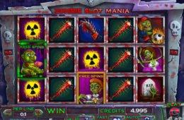 Zombie Slot Mania online nyerőgép