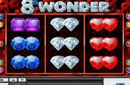 Befizetés nélkül játszható 8th Wonder online nyerőgép