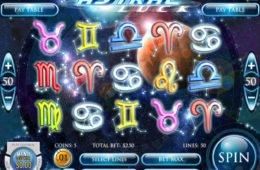 Astral Luck nyerőgép szórakozáshoz