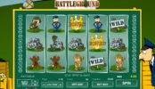 Battleground Spins online nyerőgépes játék