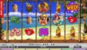 A Bikini Beach online casino játék képe