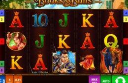 Online ingyenes nyerőgépes játék Books and Bulls