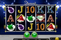 Nyerőgépes játék Diamond Casino online