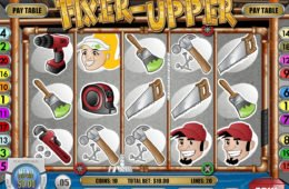 A Fixer Upper online casino játék képe