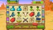 Ingyenes casino nyerőgép Freaky Bandits online