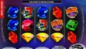 Gemscapades online ingyenes nyerőgép a Betsoft-tól