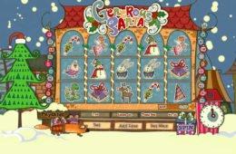 A Generous Santa online casino játék képe