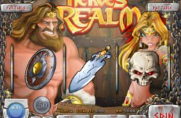 Ingyenes casino nyerőgép Heroes' Realm