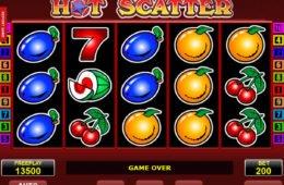 Casino ingyenes nyerőgép Hot Scatter