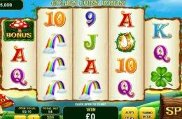 Ingyenes casino nyerőgép Land of Gold online