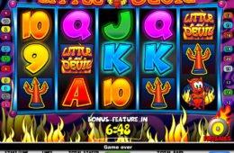 Kép a Little Devil ingyenes casino nyerőgépből