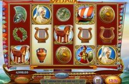 Ingyenes kaszinó játékgép Odysseus online