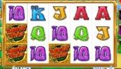 A Raibow Riches Pick'n'Mix online casino nyerőgép képe