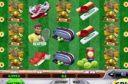 Tennis Champion ingyenes nyerőgép szórakozáshoz