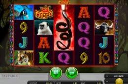 Játsszon a Wild Cobra befizetés nélküli nyerőgéppel