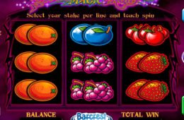 Ingyenes casino játék Black Magic Fruits online