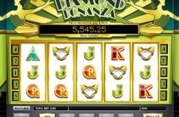 Letöltés nélkül játszható Diamond Bonanza online nyerőgép