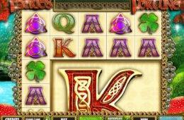 A Faeries Fortune online nyerőgép képe