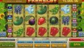 Befizetés nélkül is játszható Farm Slot online nyerőgép