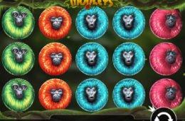 7 Monkeys nyerőgépes játék regisztráció nélkül