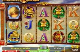 Nyerőgépes játék Ancient Gong online szórakozáshoz