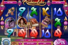 Ingyenes online nyerőgép Arabian Tales befizetés nélkül