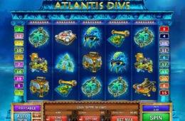 Atlantis Dive casino online nyerőgép