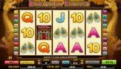 Online slot game Bangkok Nights