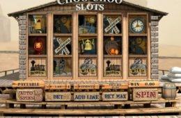 Choo-Choo Slots online ingyenes nyerőgép