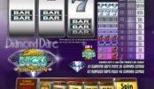 Online nyerőgépes játék Diamond Dare Bonus Bucks
