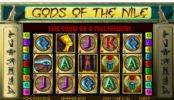 A Gods of the Nile online nyerőgép képe